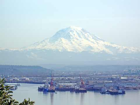 And The Port of Tacoma